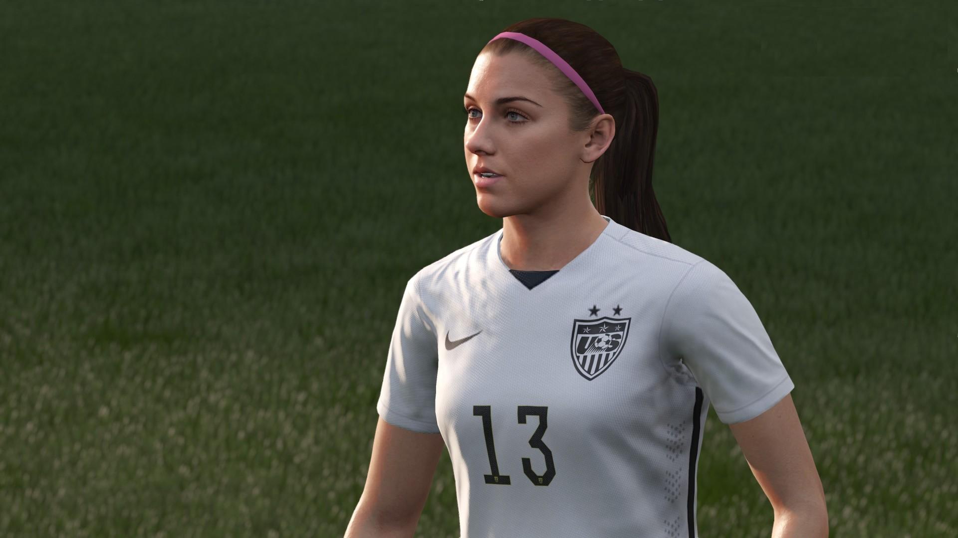 В FIFA 22 можно будет создавать девушекфутболистов и играть за них в матчах против мужчин