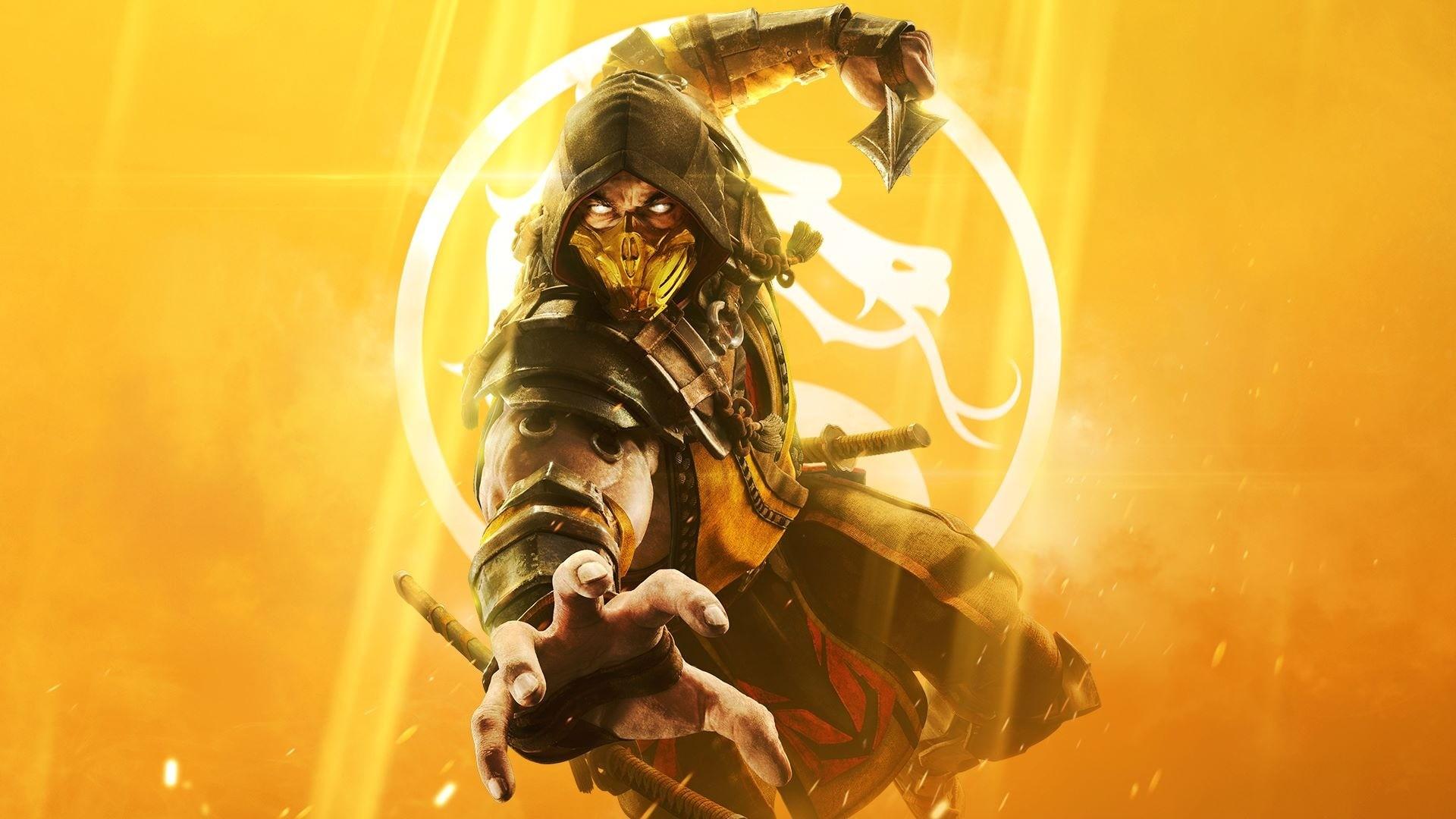 Mortal Kombat 11 самая продаваемая игра в России в первой половине 2021 года