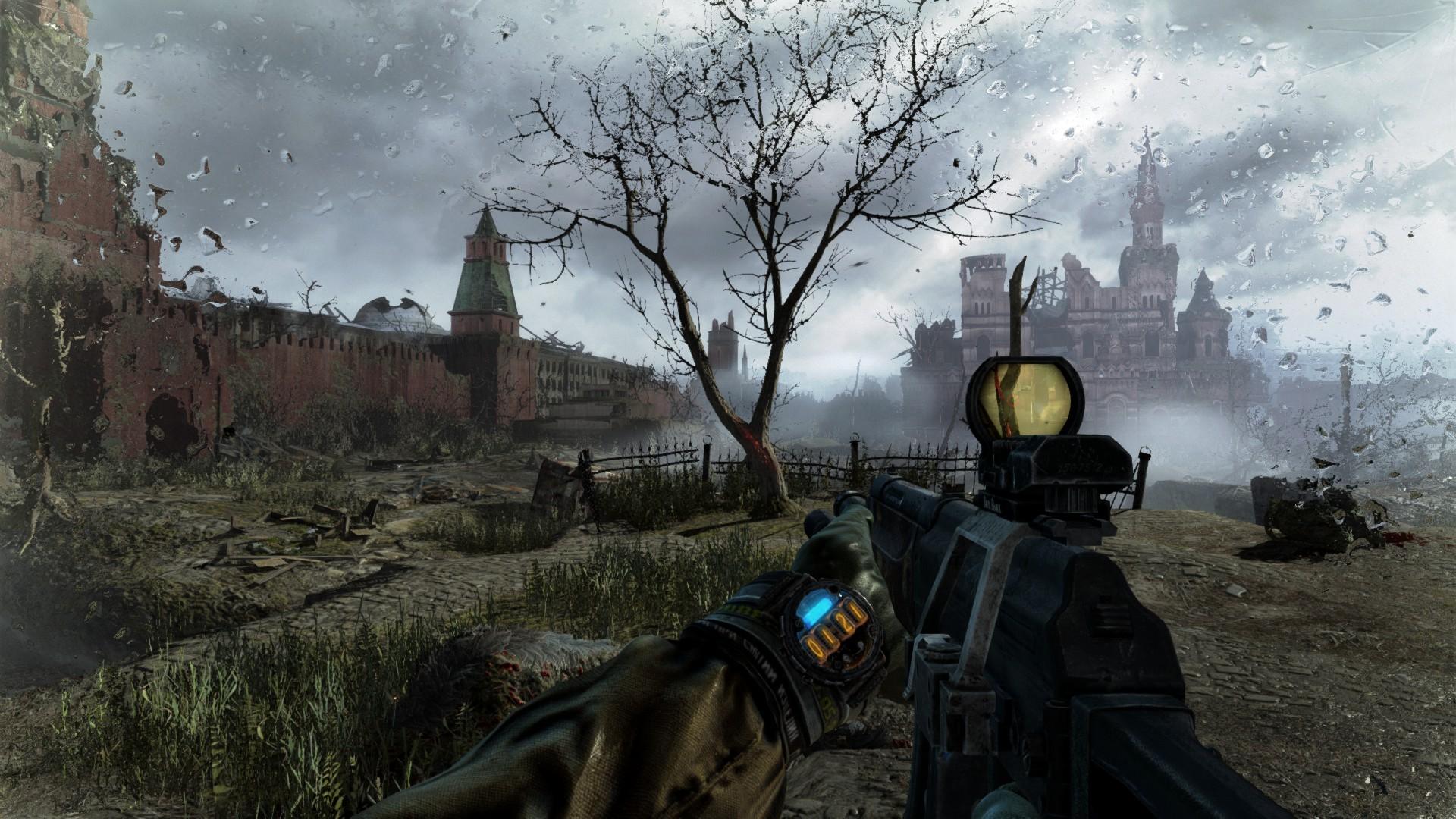 От Metro 2033 до GTA 25 игр в которых есть Москва