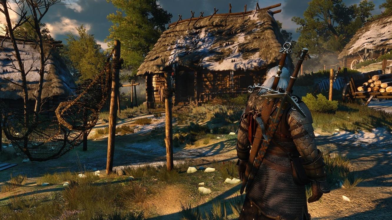 На The Witcher 3 установили более 50 модов и запустили на RTX 3090 в 8K
