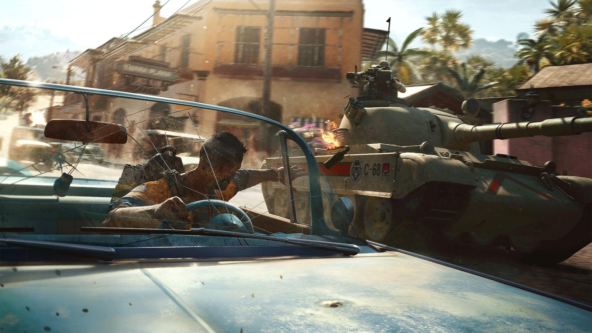 Стало известно сколько Far Cry 6 займет места на PS5