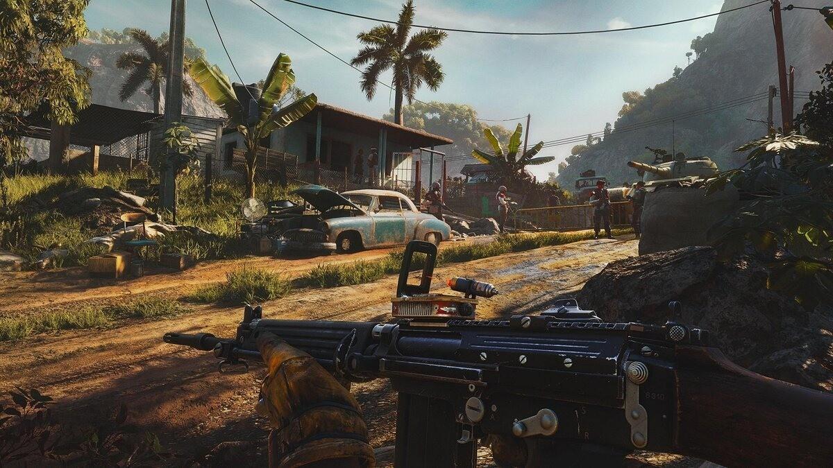В новом геймплейном ролике Far Cry 6 подробно рассказывается о главных механиках игры