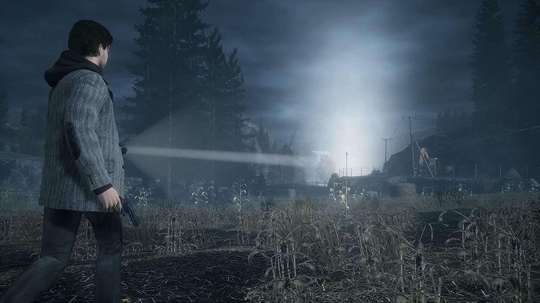 В Сети появились первые скриншоты ремастера Alan Wake
