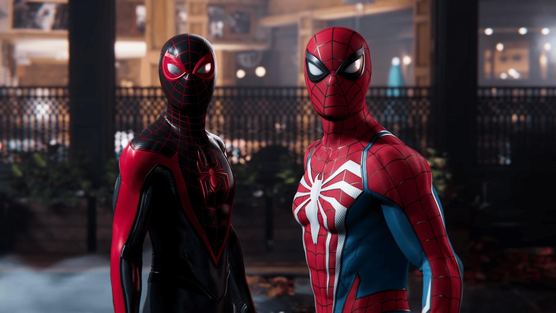 Анонс SpiderMan 2 геймплей God of War и не только Что Sony показала на PlayStation Showcase 2021
