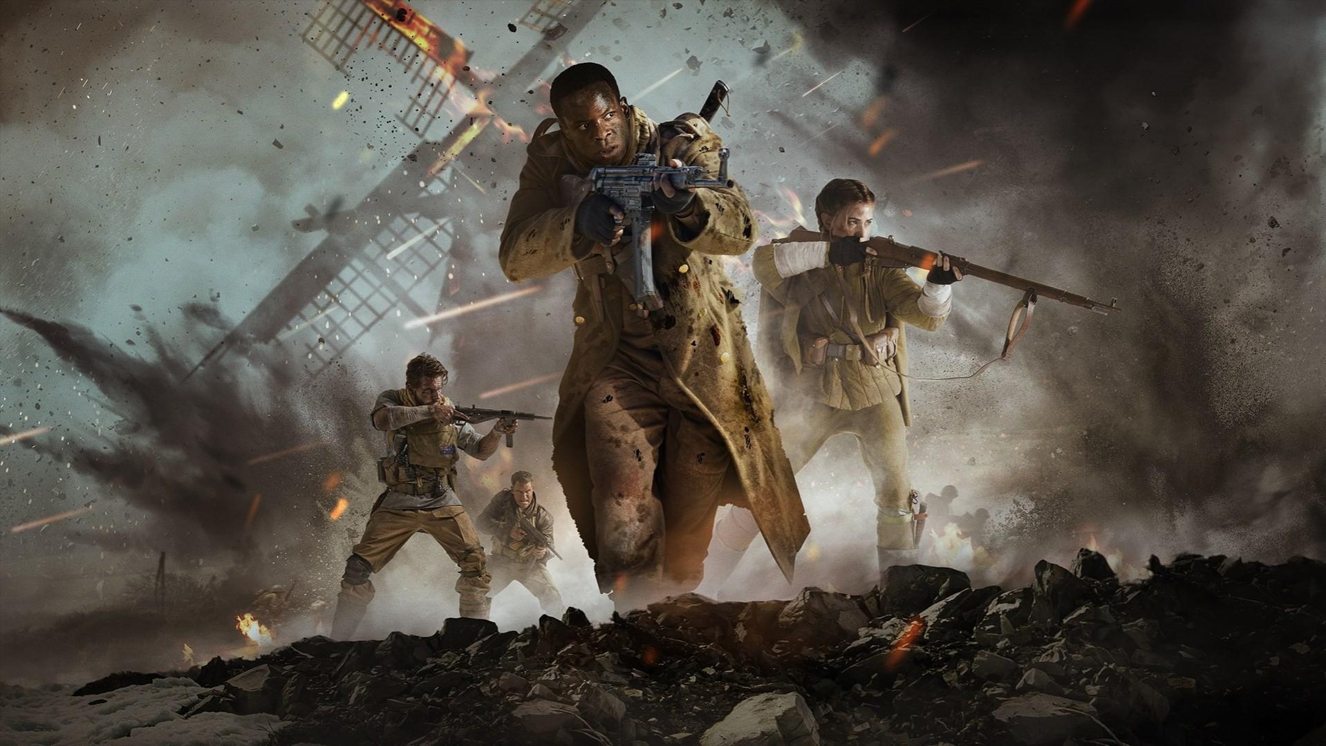 В Call of Duty Vanguard можно сыграть бесплатно началось открытое бетатестирование