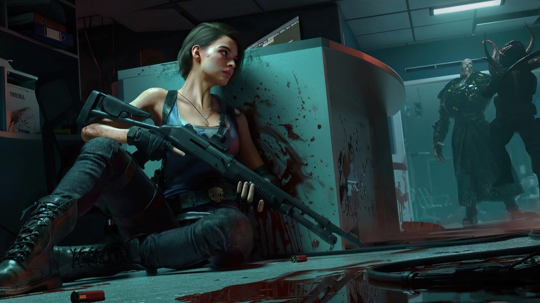 Блогер воссоздал локацию из Resident Evil 3 с реалистичной графикой на Unreal Engine 5