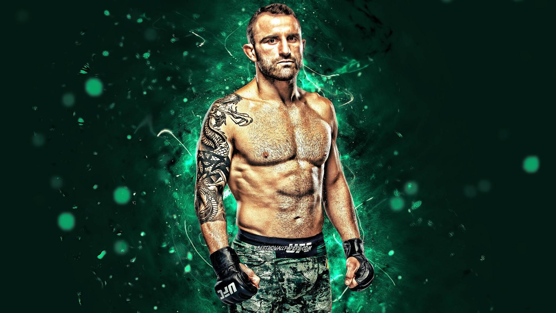 Участники турнира по UFC 4 сыграют за Александра Волкановского и Брайана Ортега