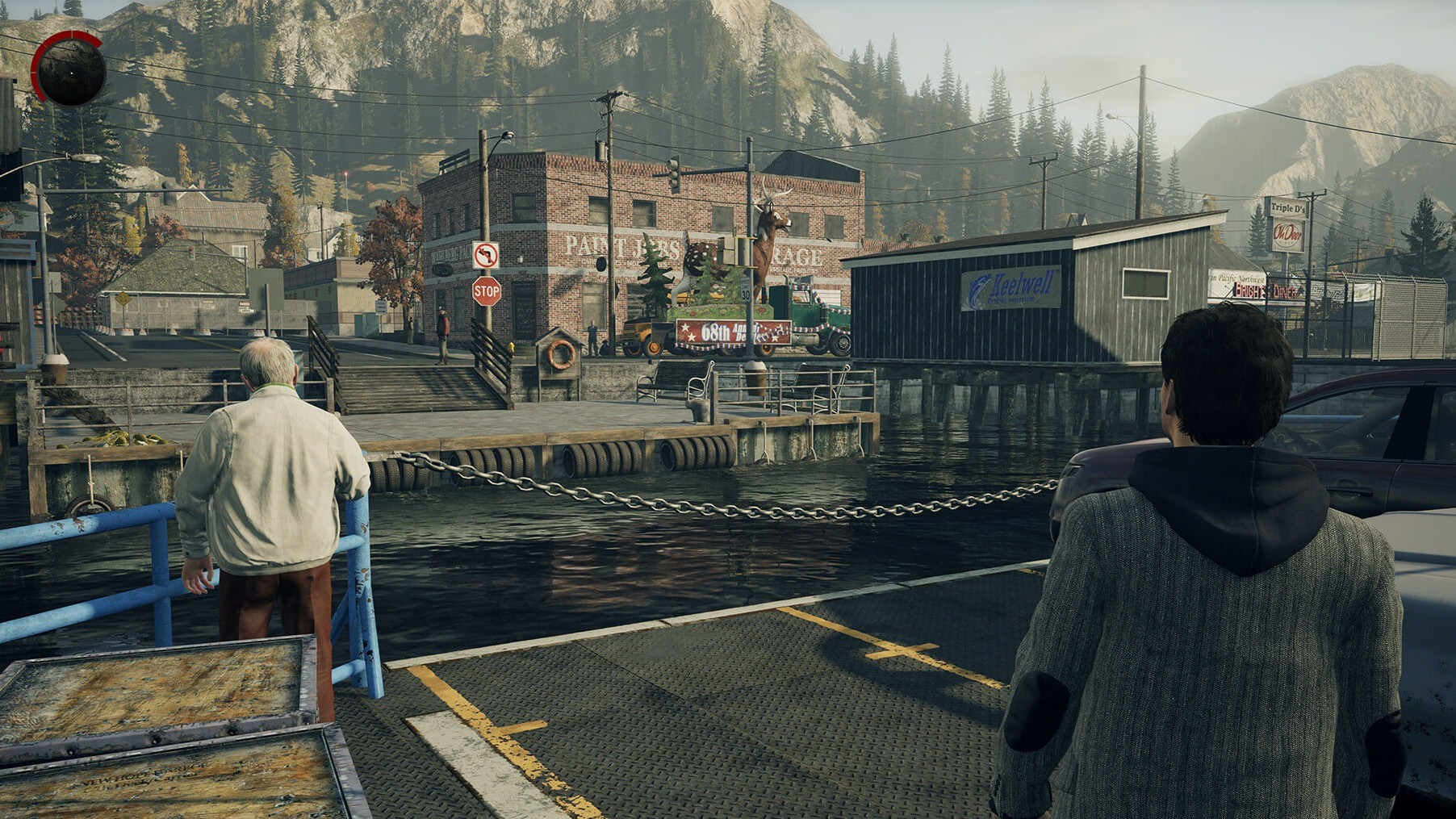 Ремастер Alan Wake сравнили на Xbox Series X и Xbox 360