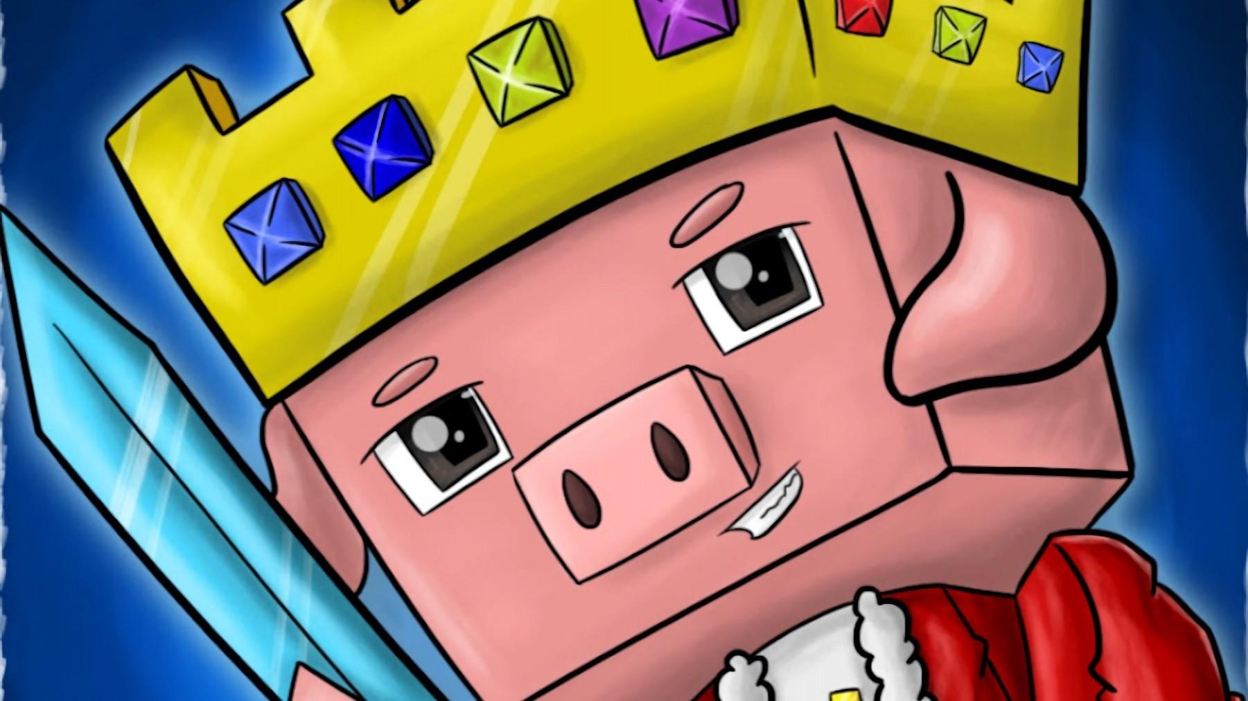 Известный ютубер Technoblade собрал 323 тысячи на стриме по Minecraft деньги отправят на исследование рака