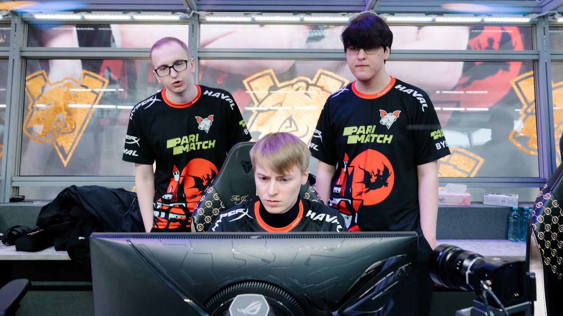Team Spirit стала лучшей командой в СНГ по Dota 2