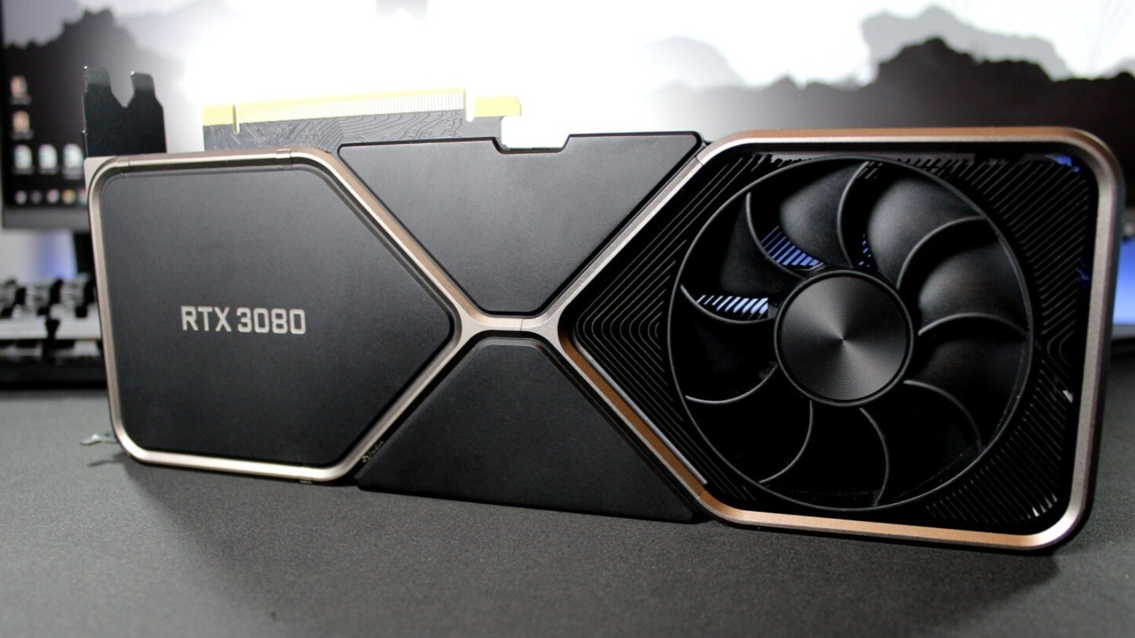 NVIDIA может временно прекратить производство видеокарт серии RTX 30