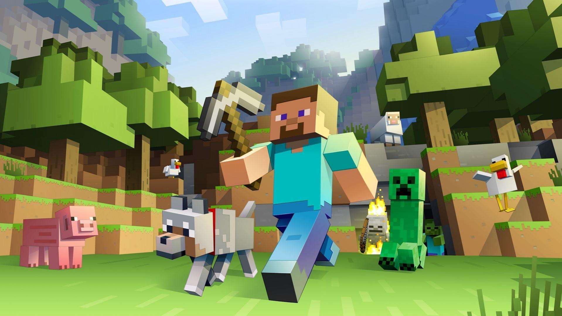 Minecraft станет бесплатной на ПК но не для всех