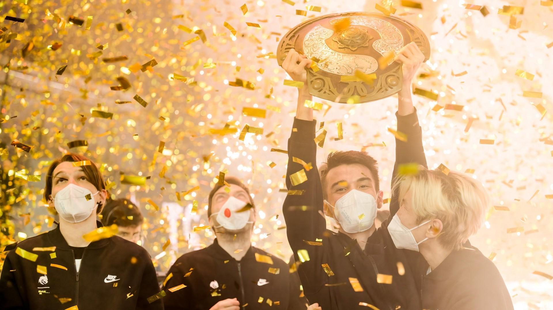 За The International 10 в СНГ на пике следили 12 млн зрителей это новый рекорд