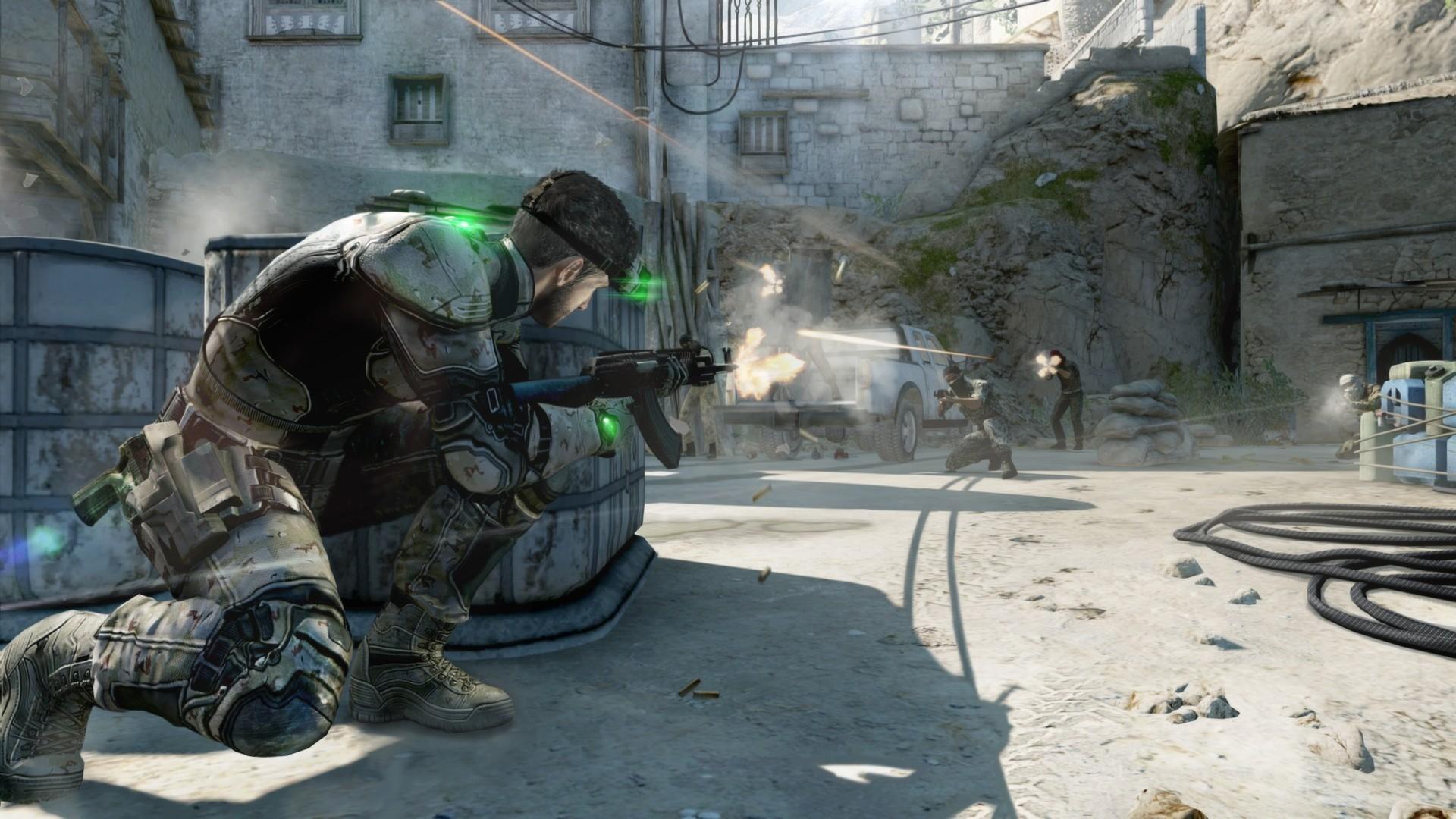 Ubisoft разрабатывает новый Splinter Cell