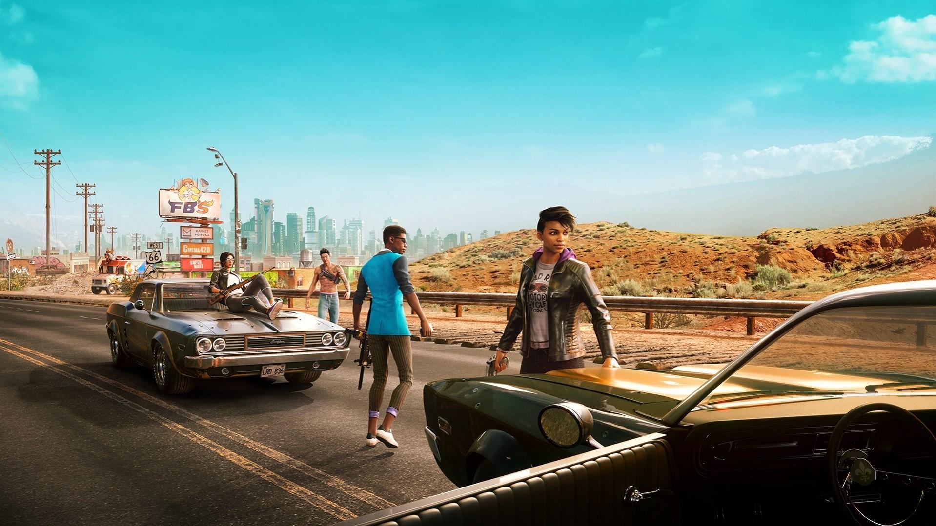 Новый геймплей перезапуска Saints Row уже появился в Сети
