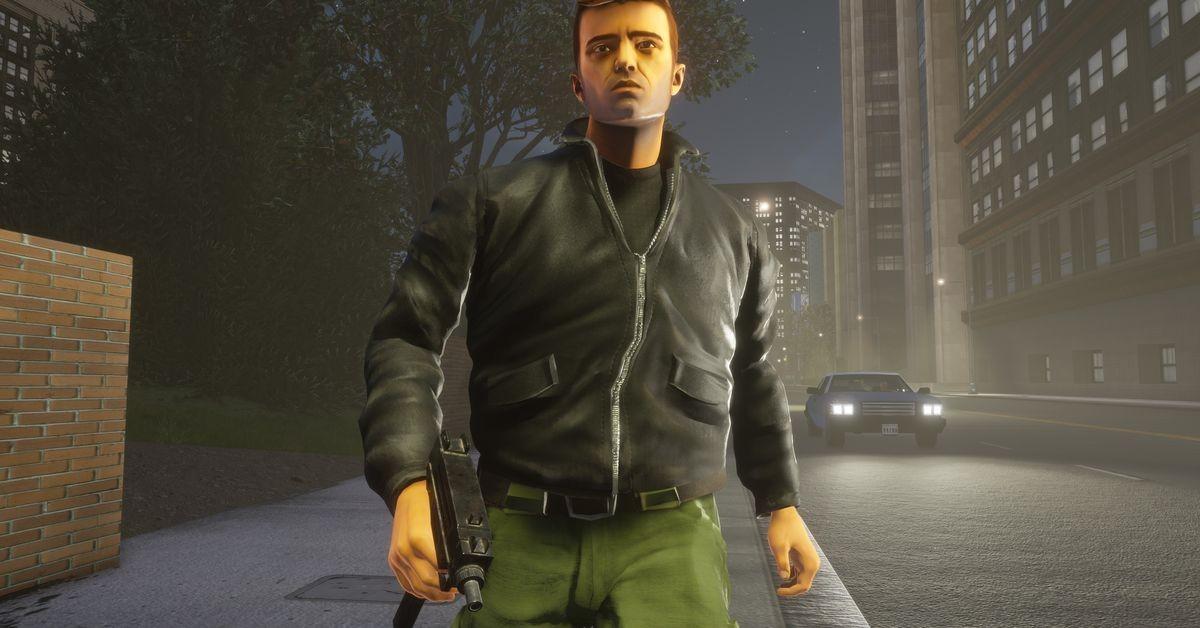 В первом трейлере ремастера трилогии GTA показали как изменится графика