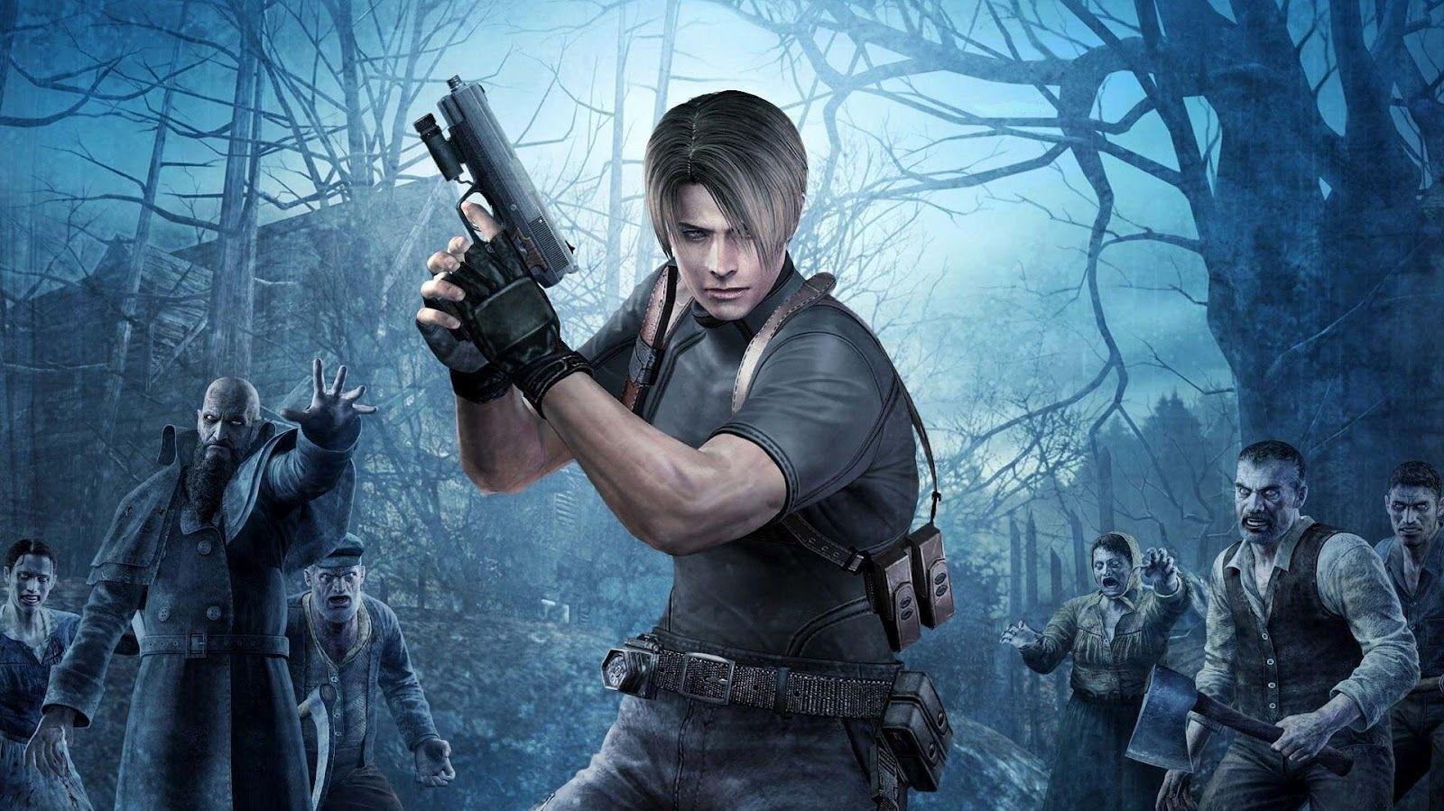 Энтузиаст улучшил графику Resident Evil 4 и сравнил свой ремейк с оригиналом