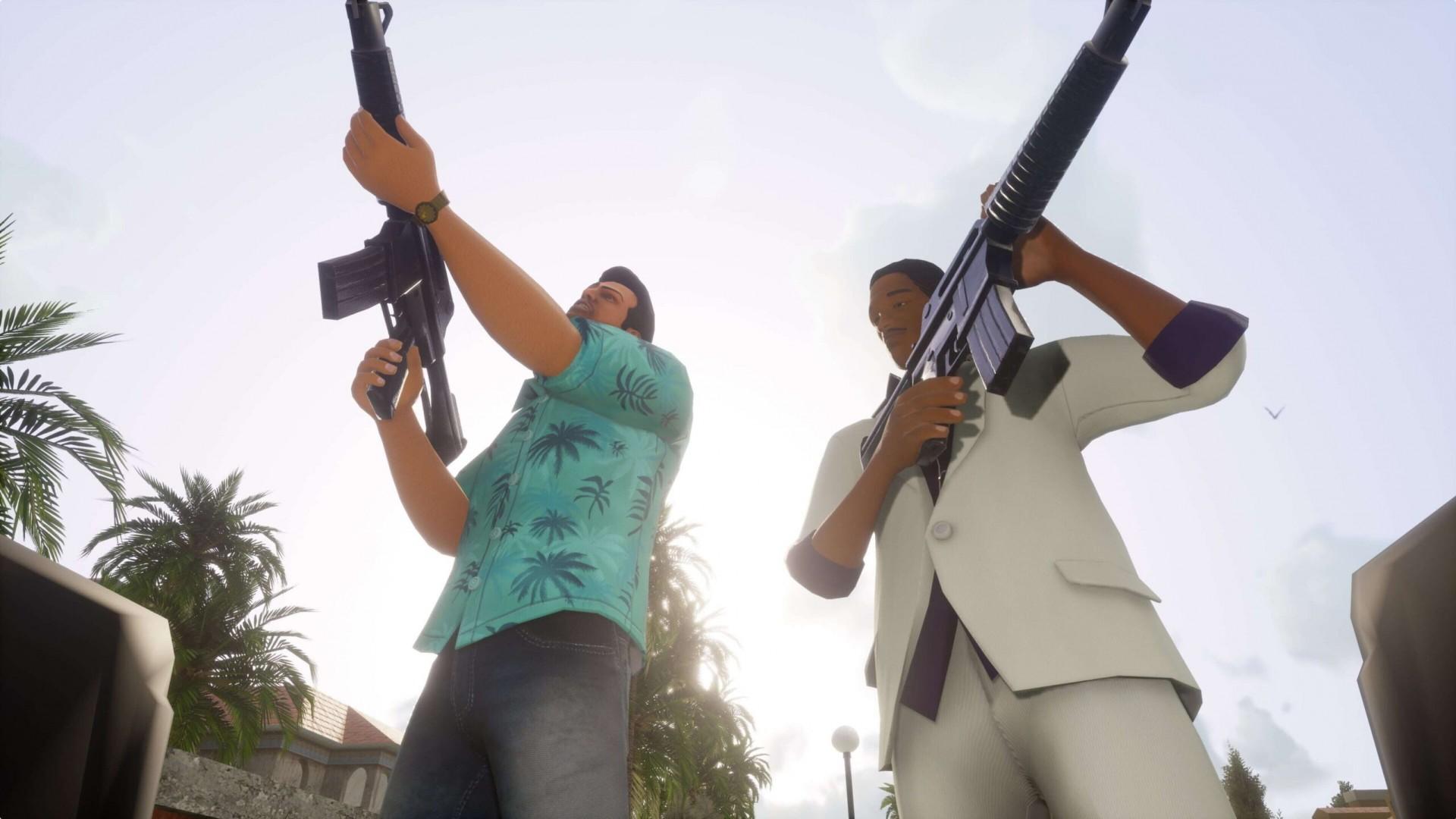 Блогер детально сравнил скриншоты ремастеров GTA и оригинальных игр