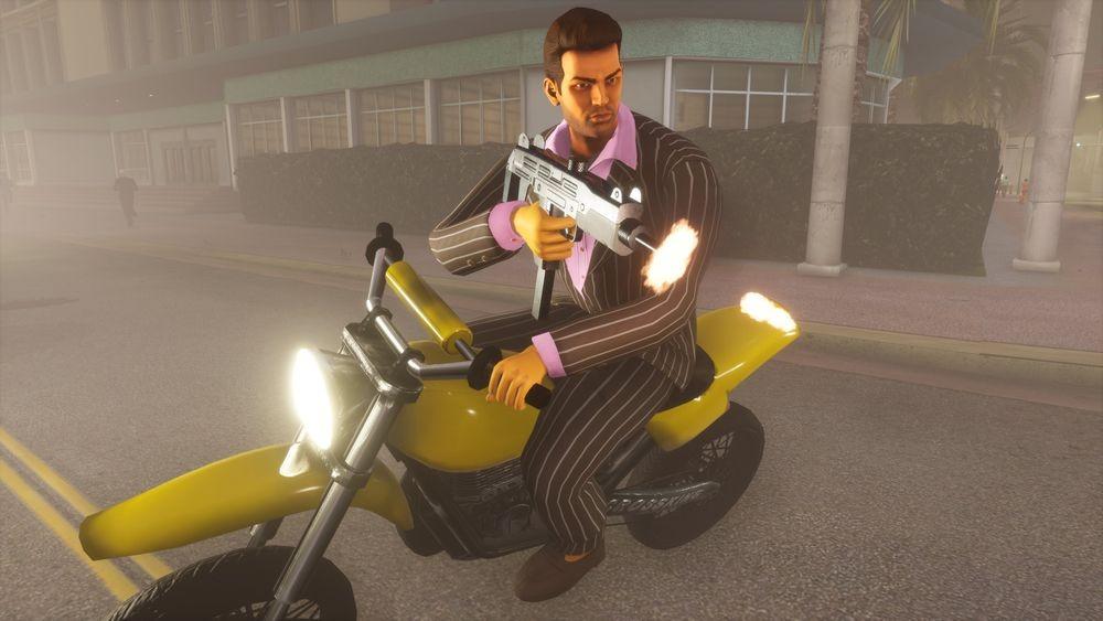 Фанаты нашли намек на GTA 6 в трейлере ремастера трилогии GTA