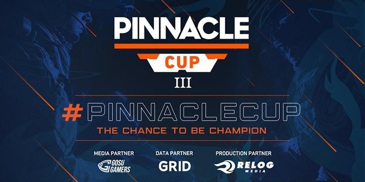 Представляем Pinnacle Cup III третий ивент серии турниров по CSGO