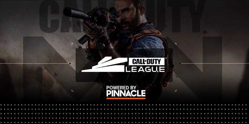 Вступительный гайд по Call of Duty League