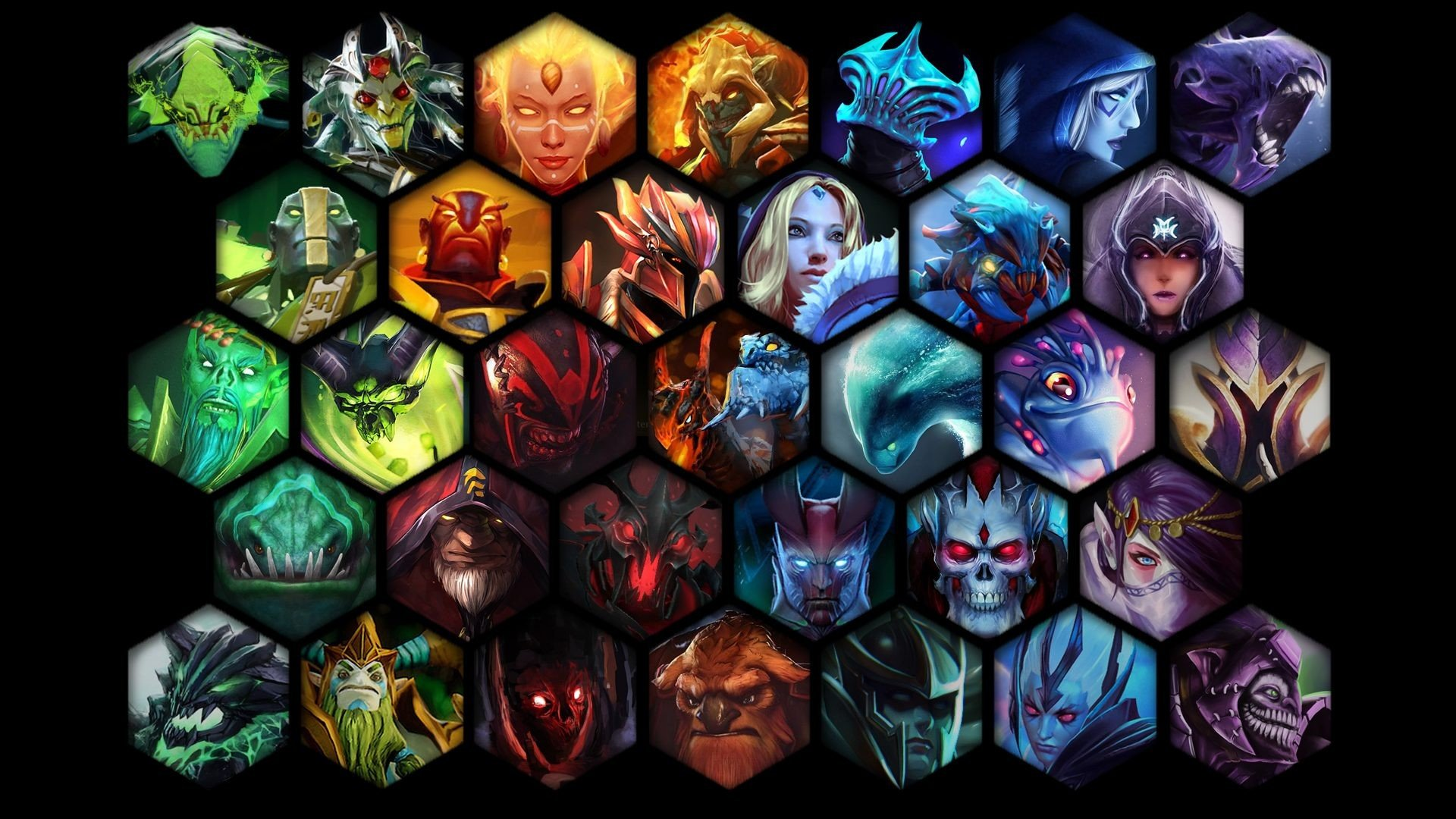Таблица контрпиков всех героев в Dota 2