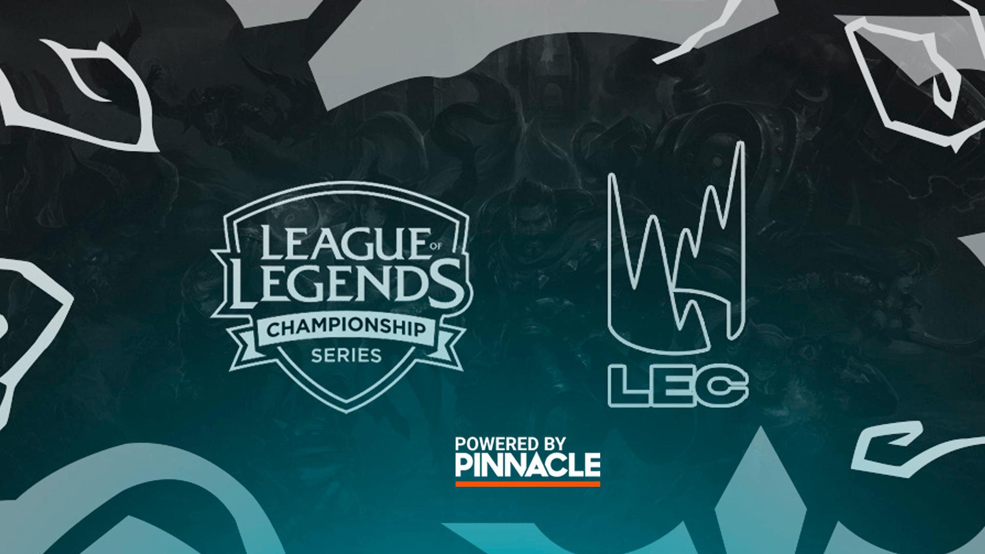 Прогнозы на матчи LEC и LCS по League of Legends