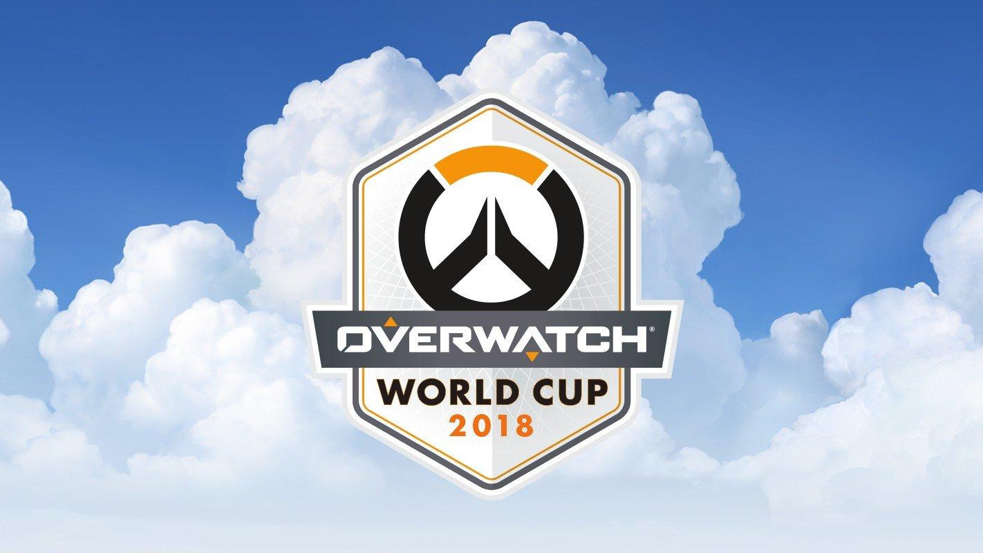 Сенсационный старт чемпионата мира по Overwatch 2018 США против Великобритании