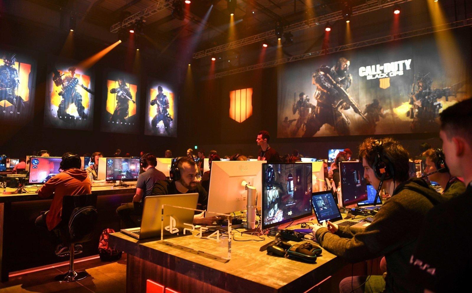 Лига по Call Of Duty от Blizzard и слоты по 25 миллионов долларов