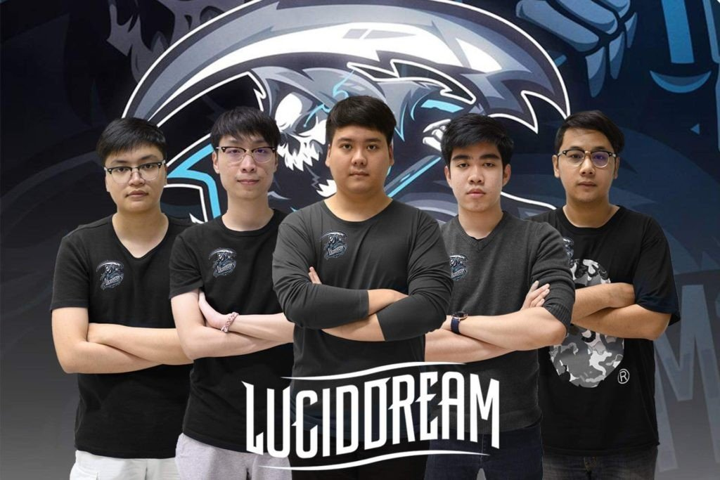 Lucid Dream забирают последний слот на DreamHack Masters Dallas
