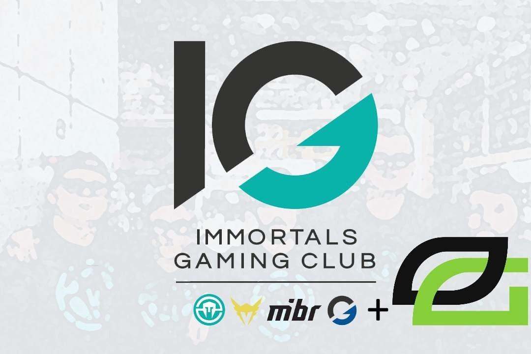 Immortals Gaming Club поглотили OpTic Gaming и Houston Outlaws