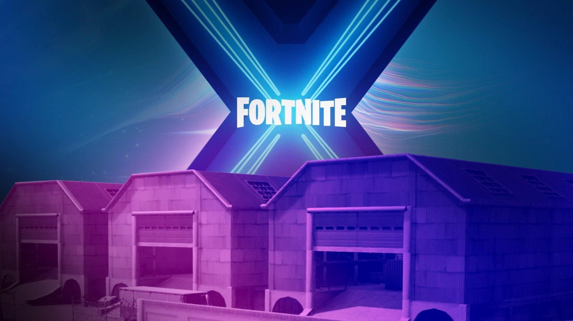 Десятый сезон Fortnite уже начался