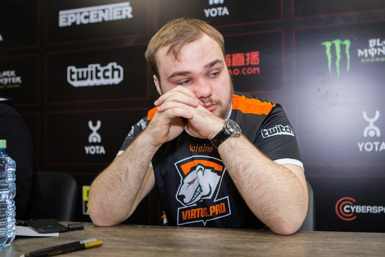 Virtuspro в шаге от провала Начинаются решающие матчи Dota PIT