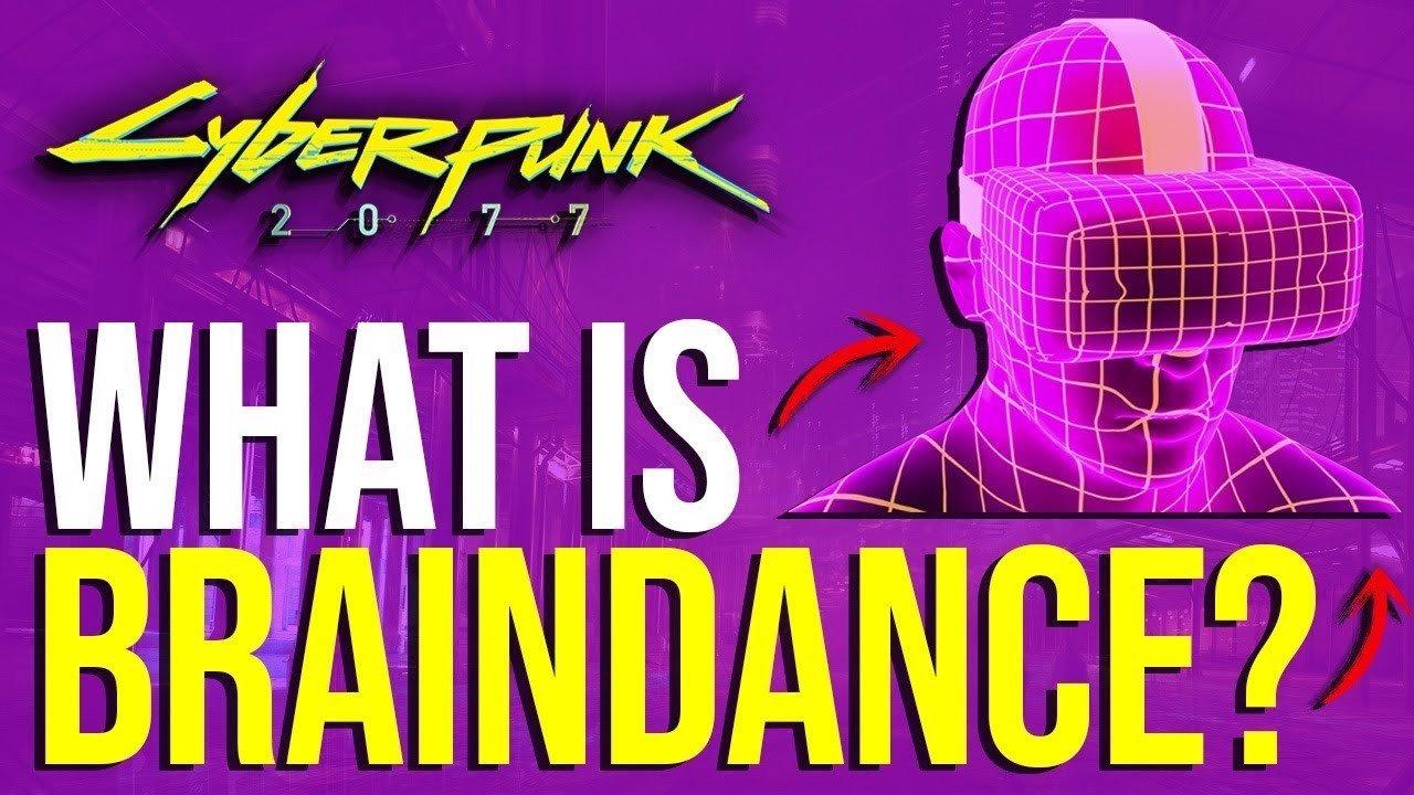 Брейнданс важная часть вселенной Cyberpunk Что это и как работает