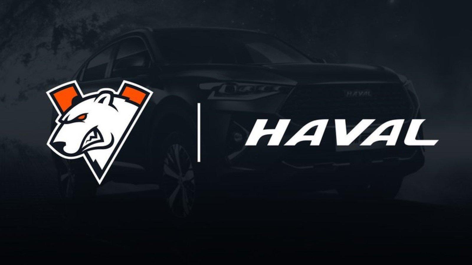 Virtuspro подписала контракт с Haval насколько это важно для медведей
