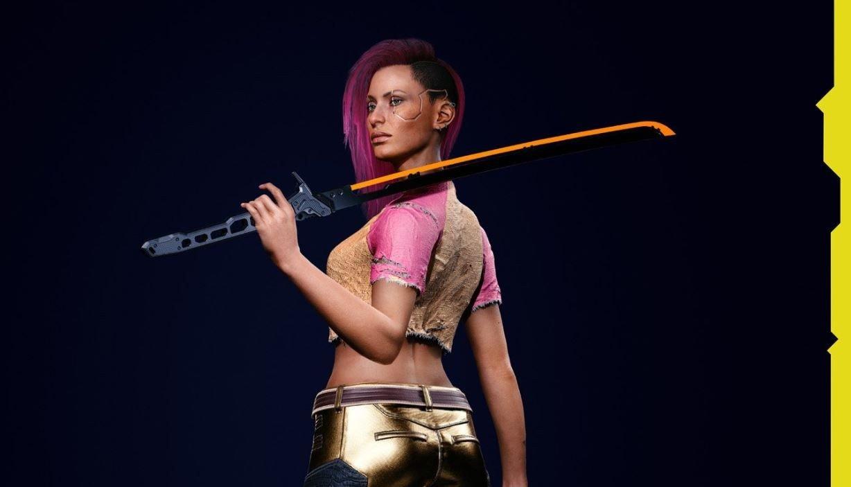 Игроки не в восторге Появилось видео с использованием катаны в Cyberpunk 2077
