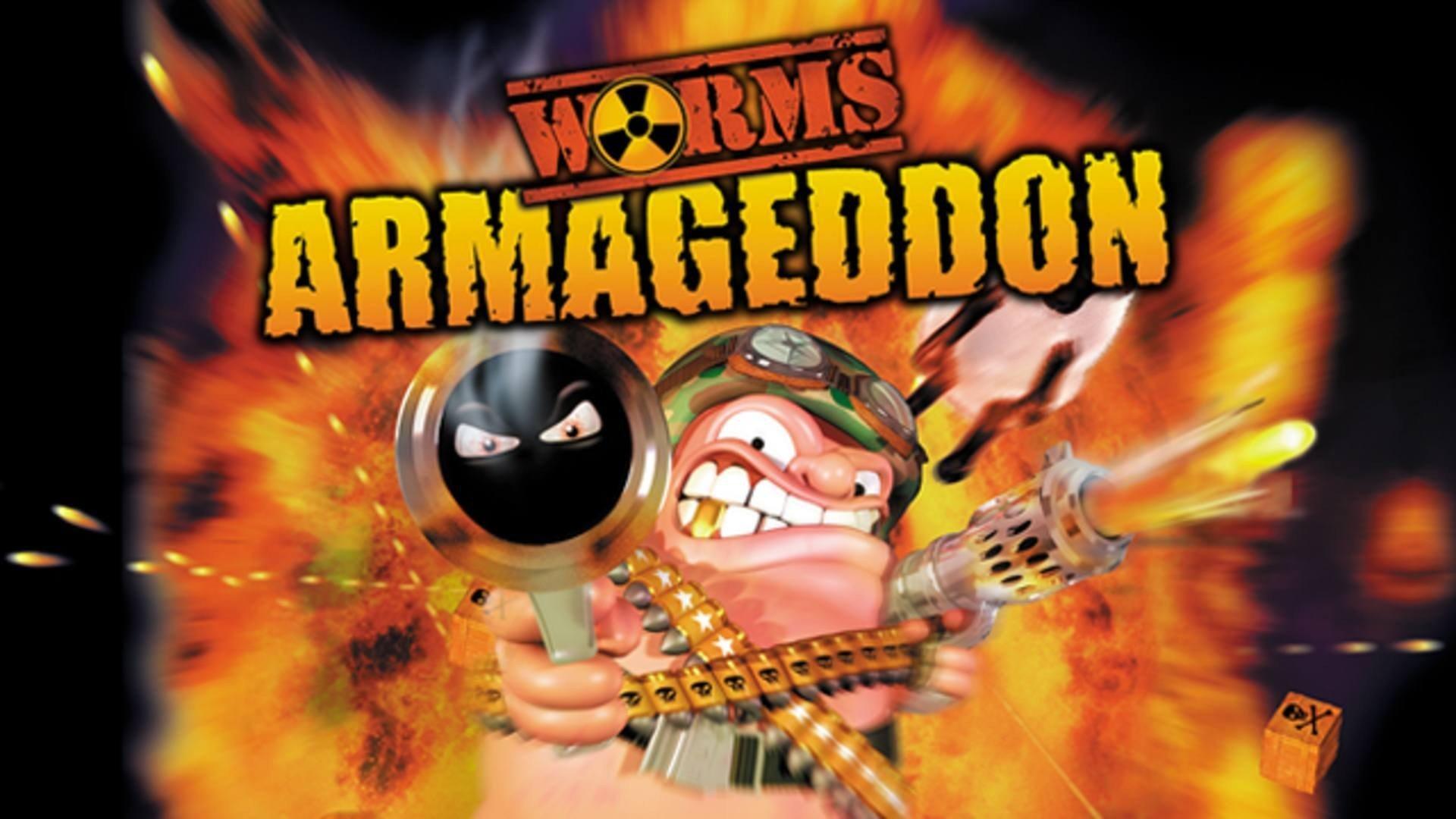 Легендарная Worms Armageddon получила обновление спустя 21 год после релиза