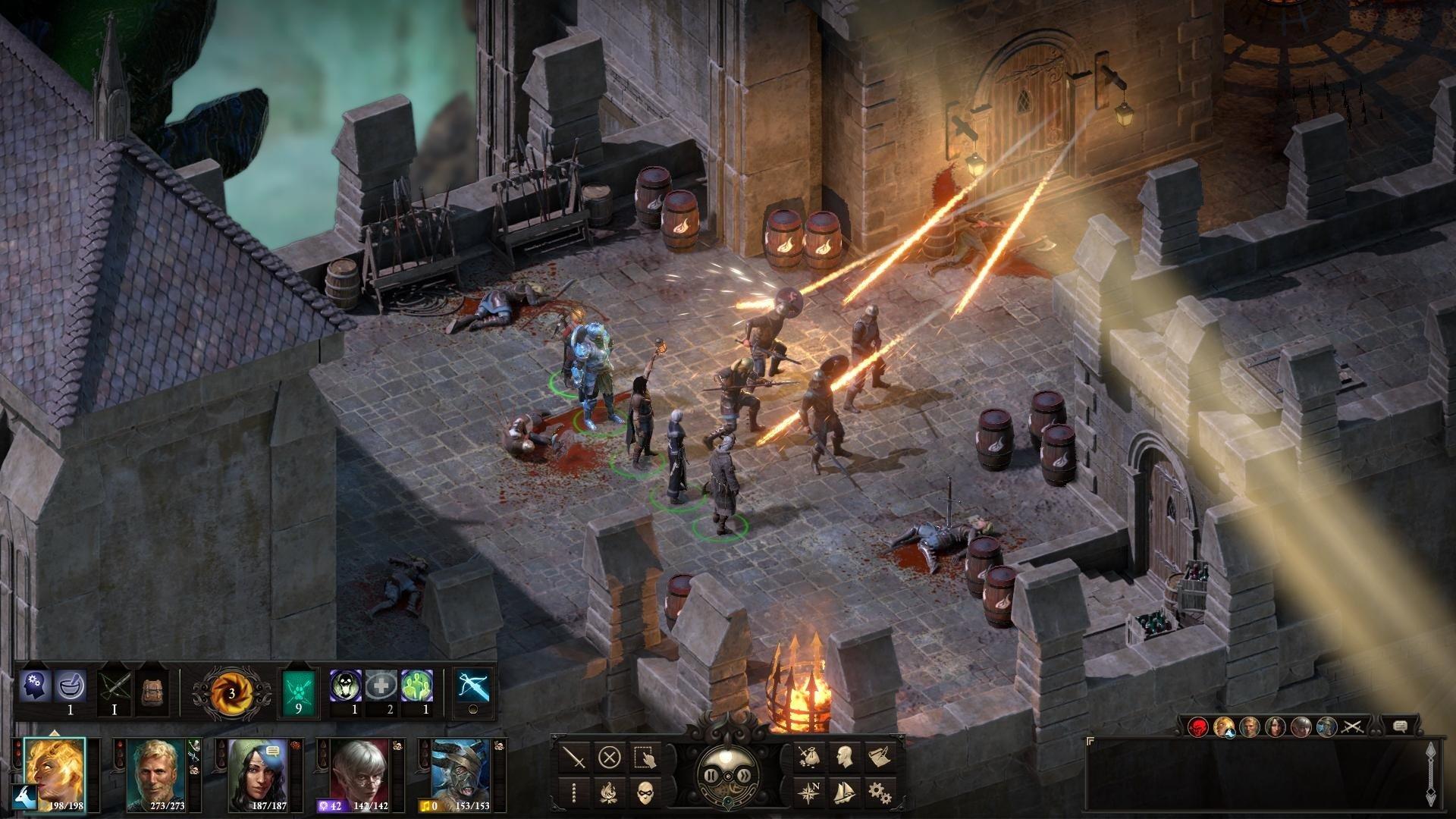 В GOG началась большая распродажа игр в жанре RPG