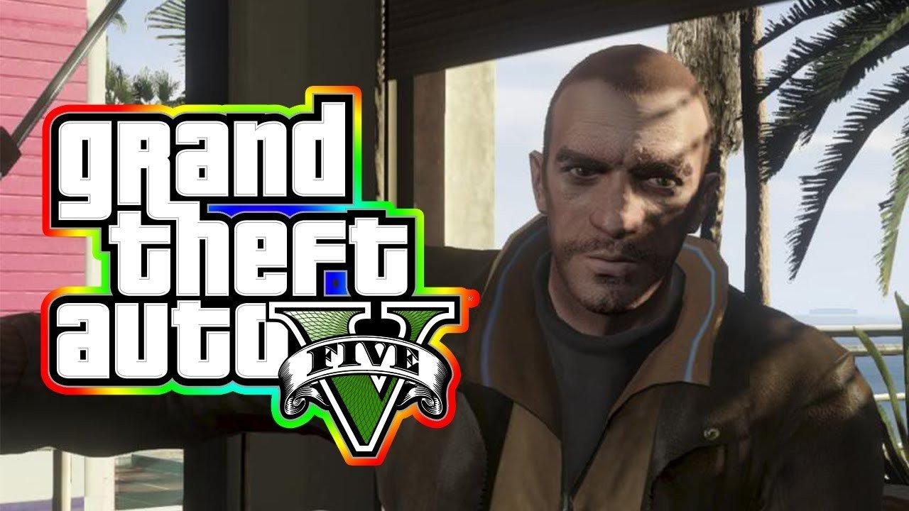 Слух в GTA Online могут появиться ЛибертиСити и Нико Беллик