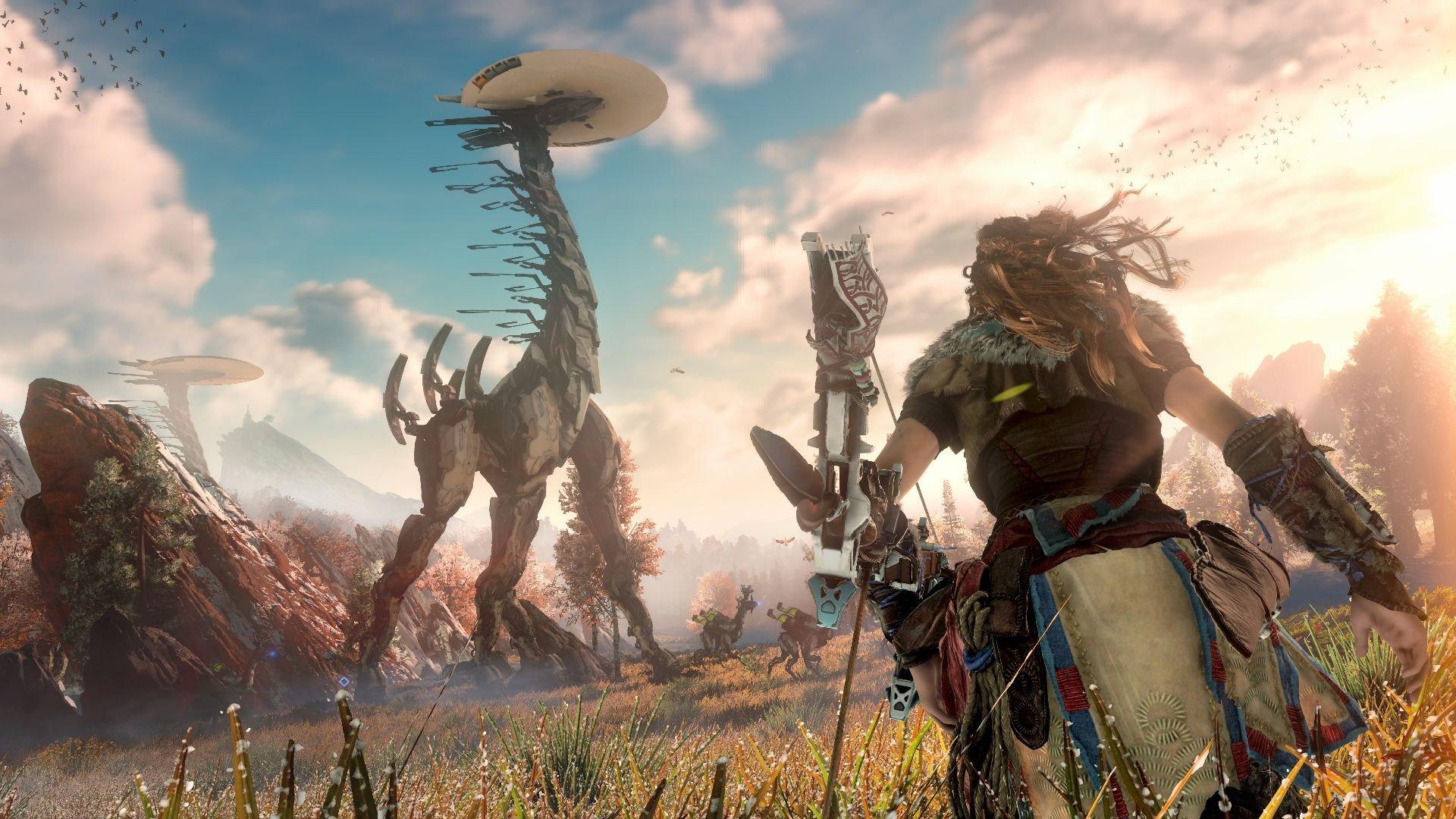 Horizon Zero Dawn Wasteland 3 и ещё пять крутых игр которые выйдут в августе