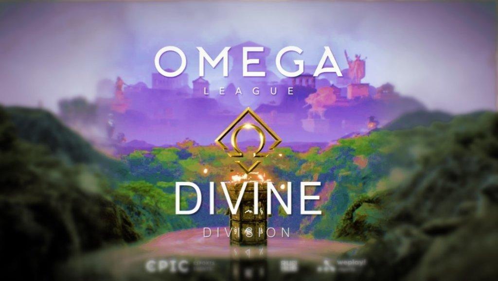 OMEGA League Europe Divine Division список участников и расписание матчей