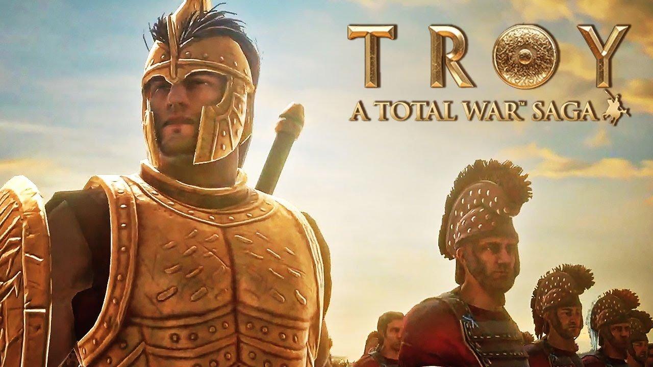 Халява дня Ровно 24 часа A Total War Saga Troy будет бесплатной
