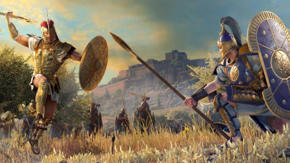 Появились первые оценки A Total War Saga Troy