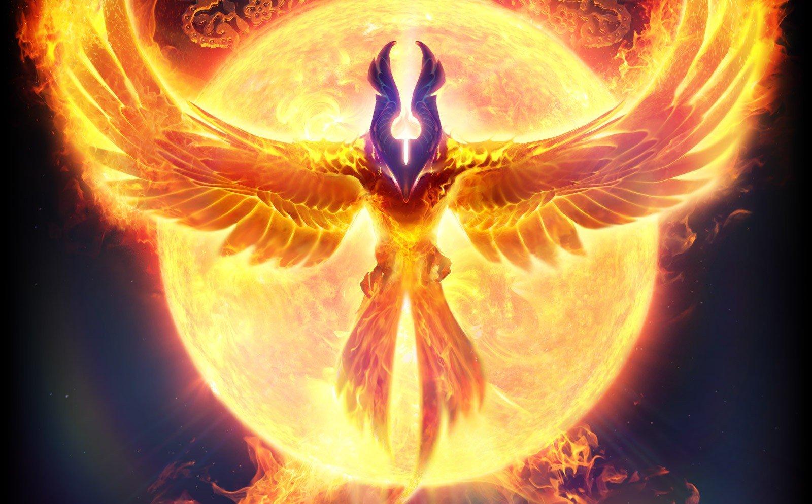 В Dota 2 обнаружили баг с новым сетом на Phoenix на яйцо Феникса нельзя нажать