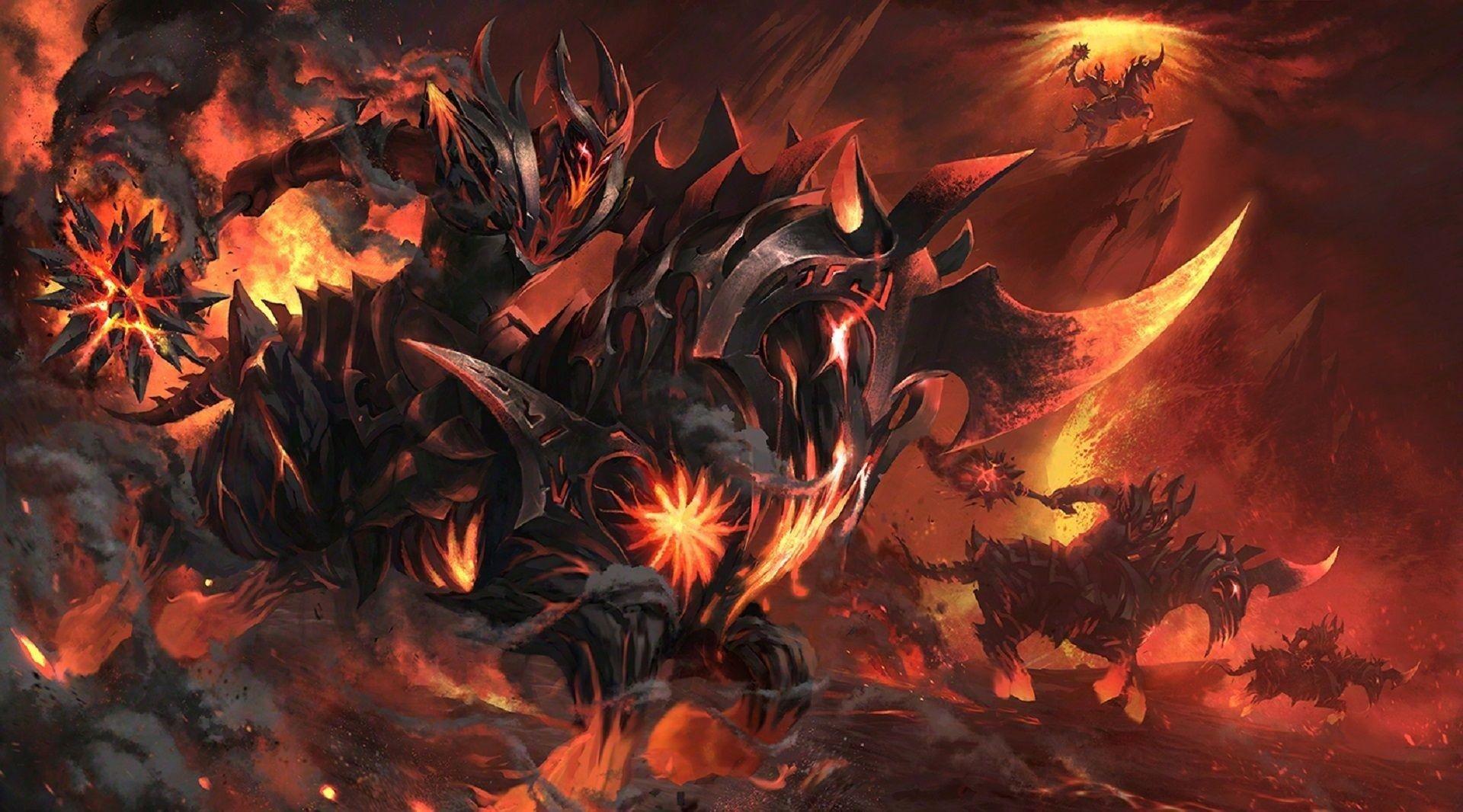 Керри ломающий мету Почему Chaos Knight сейчас хорош для игры в пабликах
