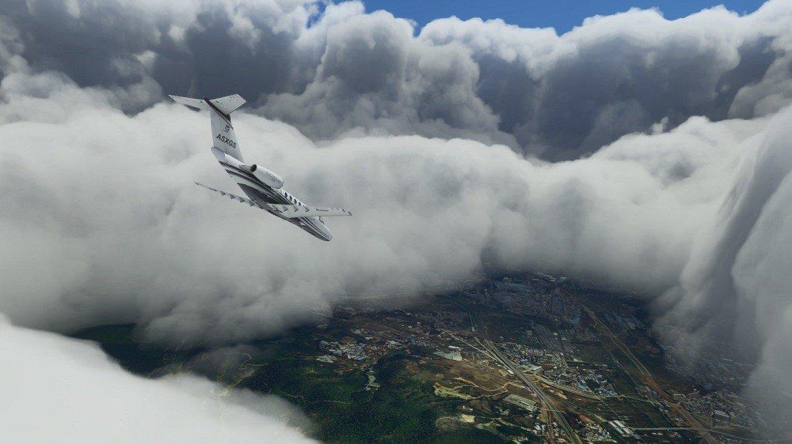 Стримеры пролетели 16 часов из ЛосАнджелеса в Дубаи в Microsoft Flight Simulator