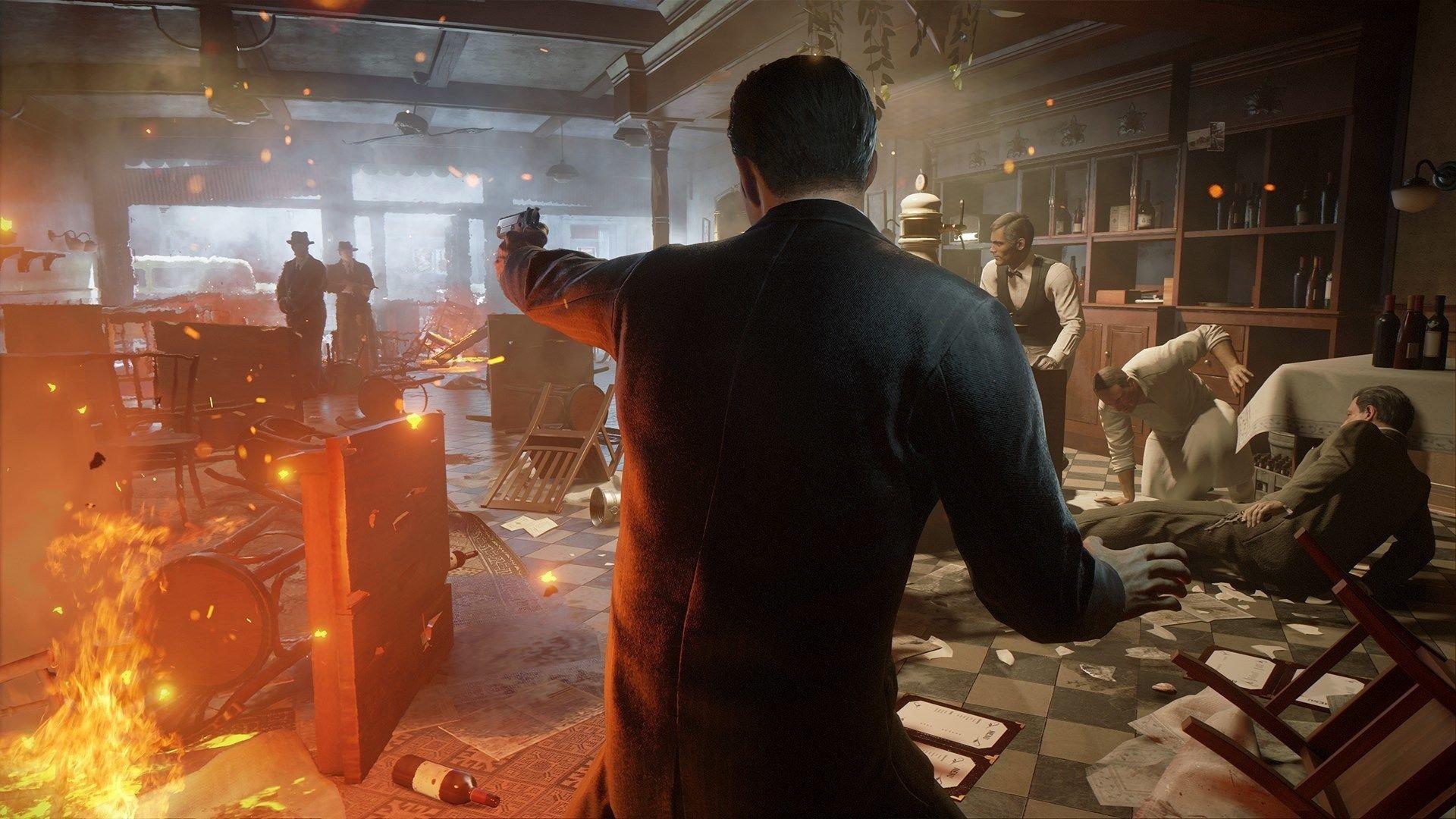 Mafia Call of Duty и Dragon Age все самое важное с первого дня Gamescom 2020