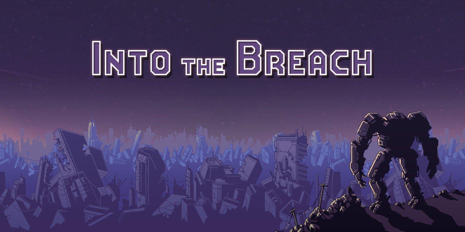 В Epic Games Store началась раздача игры Into The Breach