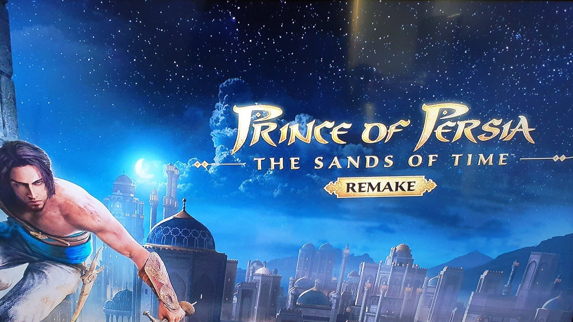 Анонсирован ремейк Prince of Persia The Sands of Time