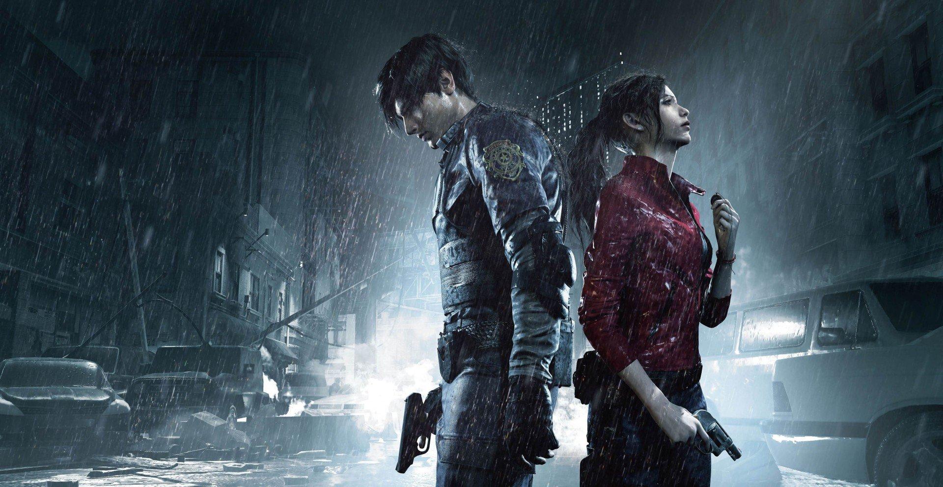 В Steam началась распродажа серии Resident Evil скидки до 87
